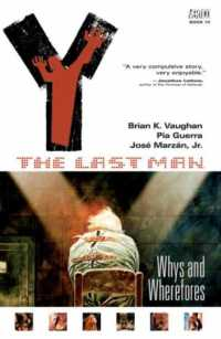 y: the last man, volume 10: whys and wherefores